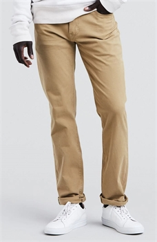 Picture of Levi's Chinos 511 Slim Fit Bi-Stretch Jeans Harvest Gold