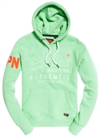 Picture of Superdry Hoody Vintage Authentic Pastel Mint