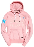 Picture of Superdry Hoody Vintage Authentic Pastel Pink