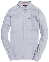 Picture of Superdry Shirt Premium University Oxford Sunset