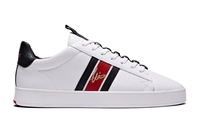 Picture of Loyalti Sneaker Trainer Legit Webbing White/Black