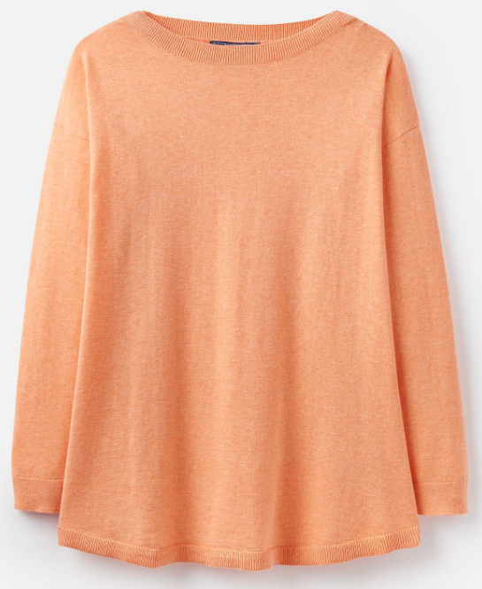 f6a8db7ca89 Joules Knitwear Kerry Orange Marl
