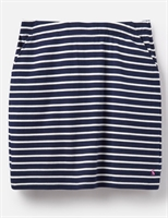 Picture of Joules Skirt Portia Navy Cream Stripe