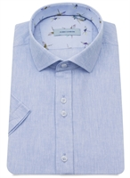 Picture of Guide London Shirt HS2362 Sky