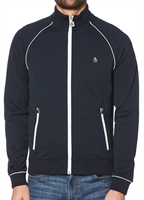 Picture of Original Penguin Track Top The Earl Dark Sapphire