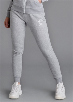 Picture of Gym King Women's GK Jenner Joggers Grey Marl