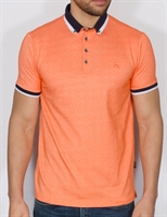 Picture of Bewley & Ritch Polo Shirt Donna Orange