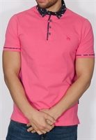 Picture of Bewley & Ritch Polo Shirt Edmo Pink