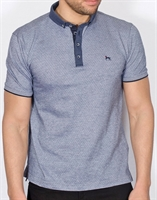 Picture of Bewley & Ritch Polo Shirt Brus Blue