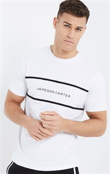 Picture of Jameson Carter T-Shirt Addison White