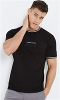Picture of Jameson Carter T-Shirt Holborn Black