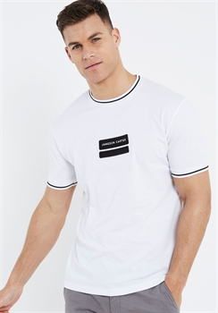 Picture of Jameson Carter T-Shirt Holborn White