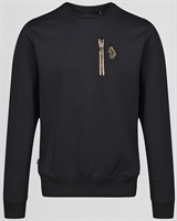 Picture of Luke 1977 Sweatshirt 18 Carat Jet Black