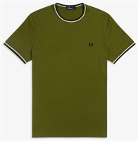 Picture of Fred Perry T-Shirt Twin Tipped Cypress