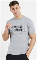Picture of Jameson Carter T-Shirt Cornhill Silver Grey