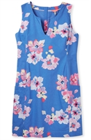 Picture of Joules Dress Elayna Blue Floral