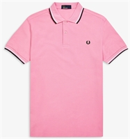 Picture of Fred Perry Polo Shirt M3600 Bright Pink