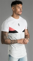 Picture of Gym King T-Shirt GK Escobar Microchip/White/Black/Coral