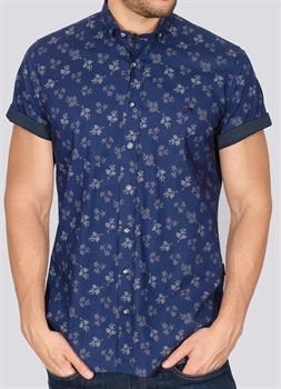 Picture of Bewley & Ritch Shirt Mac Navy