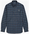 Picture of Fred Perry Shirt Tartan Midnight Blue