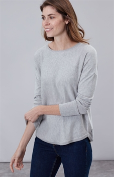 Picture of Joules Knitwear Poppy Grey Marl