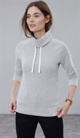Picture of Joules Sweatshirt Nadia Grey Marl