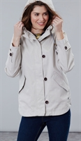 Picture of Joules Jacket Coast Ivory