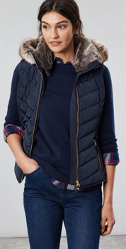 Picture of Joules Gilet Maybury Marine Navy