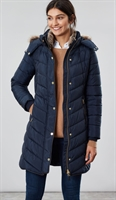 Picture of Joules Jacket Cherington Coat Marine Navy