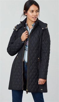 Picture of Joules Jacket Chatham True Black