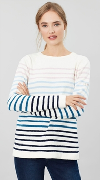 Picture of Joules Jumper Seaham Multi Stripe