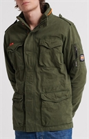 Picture of Superdry Jacket Classic Rookie Pocket Deep Depths
