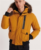 Picture of Superdry Jacket Everest Bomber Flaxen