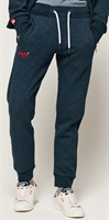 Picture of Superdry Joggers Orange Label Classic Midnight Blue Feeder