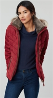 Picture of Joules Jacket Gosway Red Wine