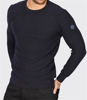 Picture of Bewley & Ritch Knitwear Alpha Navy