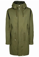 Picture of Pretty Green Parka Waterproof Seam Sealed Green