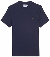 Picture of Farah T-Shirt Dennis True Navy