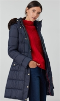 Picture of Joules Jacket Hartwell Coat Marine Navy
