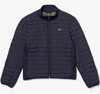 Picture of Lacoste Jacket Quilted Navy Blue