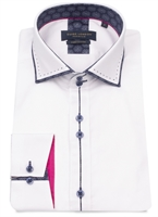 Picture of Guide London Shirt LS75297 White