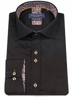 Picture of Guide London Shirt LS75297 Black