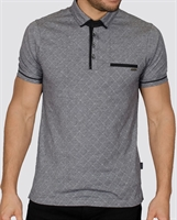 Picture of Bewley & Ritch Polo Shirt Misso Grey