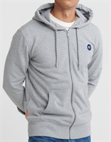 Picture of Superdry Hoody Collective Zip Collective Dark Grey Grit