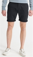 Picture of Superdry Shorts International Chino Midnight Navy