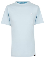 Picture of Pretty Green T-Shirt Mitchell Cotton Blue