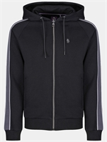 Picture of Luke 1977 Zip Hoody Paul Hammond Jet Black