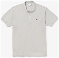 Picture of Lacoste Polo Shirt Original L.12.12 Grey