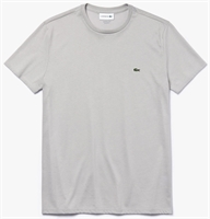 Picture of Lacoste T-Shirt Pima Cotton Grey P0Y