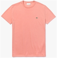 Picture of Lacoste T-Shirt Pima Cotton Coral 5MM